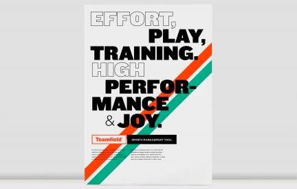 Naming. Diseño de marca de producto. Teamfield.