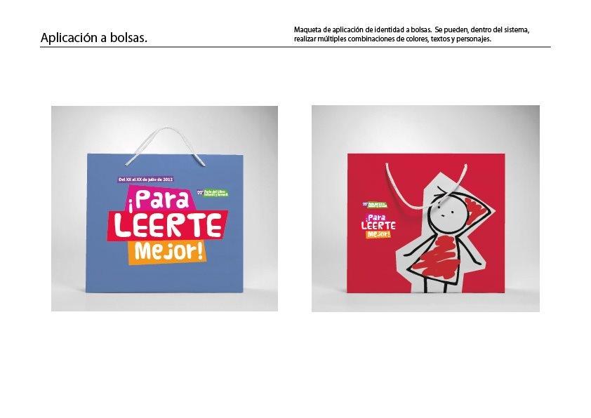 Martín Gorricho y la ilustradora Nora Hilb, ganaron juntos el concurso público y abierto para la imagen de la próxima Feria del Libro Infantil y Juvenil. Diseño de marca. Afiche.
