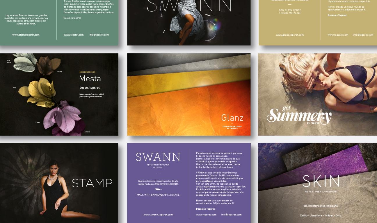 Diseño de marca para empresa en España. Gorricho Diseño.