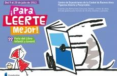 1er. Premio en el Concurso para la imagen de la próxima Feria del Libro IYJ.