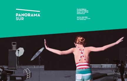 Diseño de marca para organización cultural. Panorama Sur.