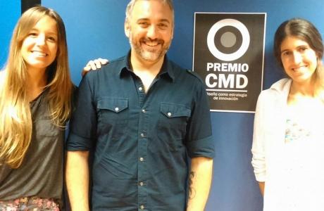 Premio CMD – El diseño como estrategia de innovación.