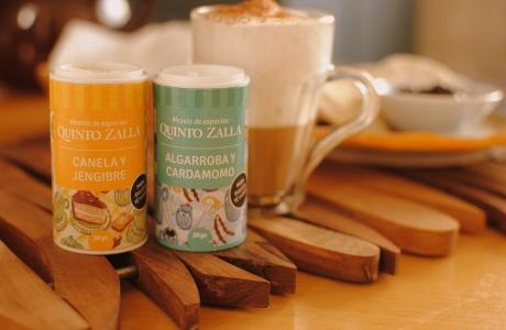 Diseñamos nuevos envases para Quinto Zalla.