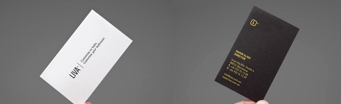 Rediseño integral de marca. LIVA. Diseño de sistema de identidad visual.