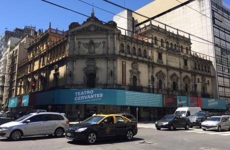 Se presenta la nueva identidad del Teatro Cervantes – Teatro Nacional Argentino