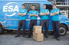 Se presenta la nueva marca de ESA logística