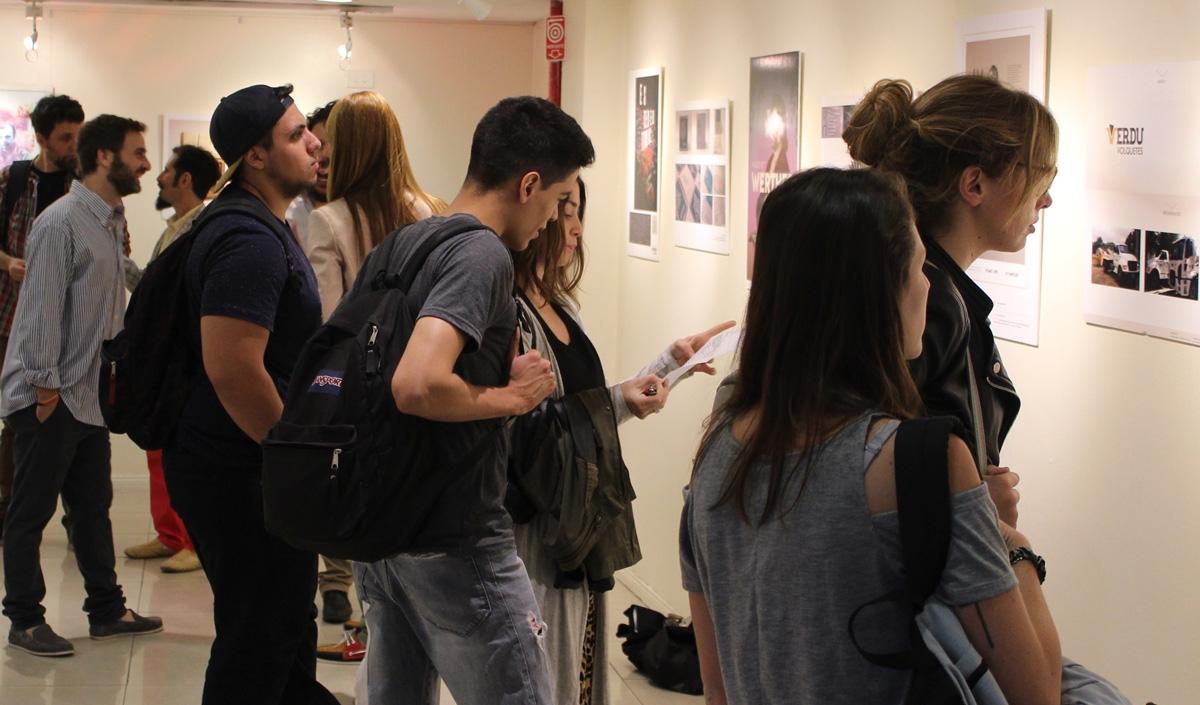 Gorricho Diseño en el Salón del Premio Nacional de Diseño de la ANBA.
