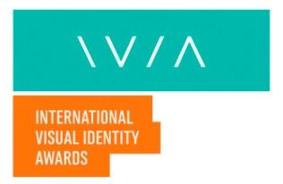 Premio de plata, en los International Visual identity Awards