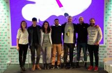 Mesa sobre creatividad en la Feria del libro de Buenos Aires