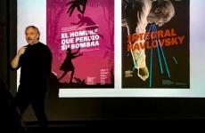Charla sobre diseño de afiches en Chile