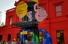 La participación de Gorricho en la Bienal BA