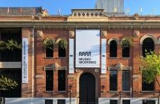 Presentación de la nueva identidad visual del Museo Moderno