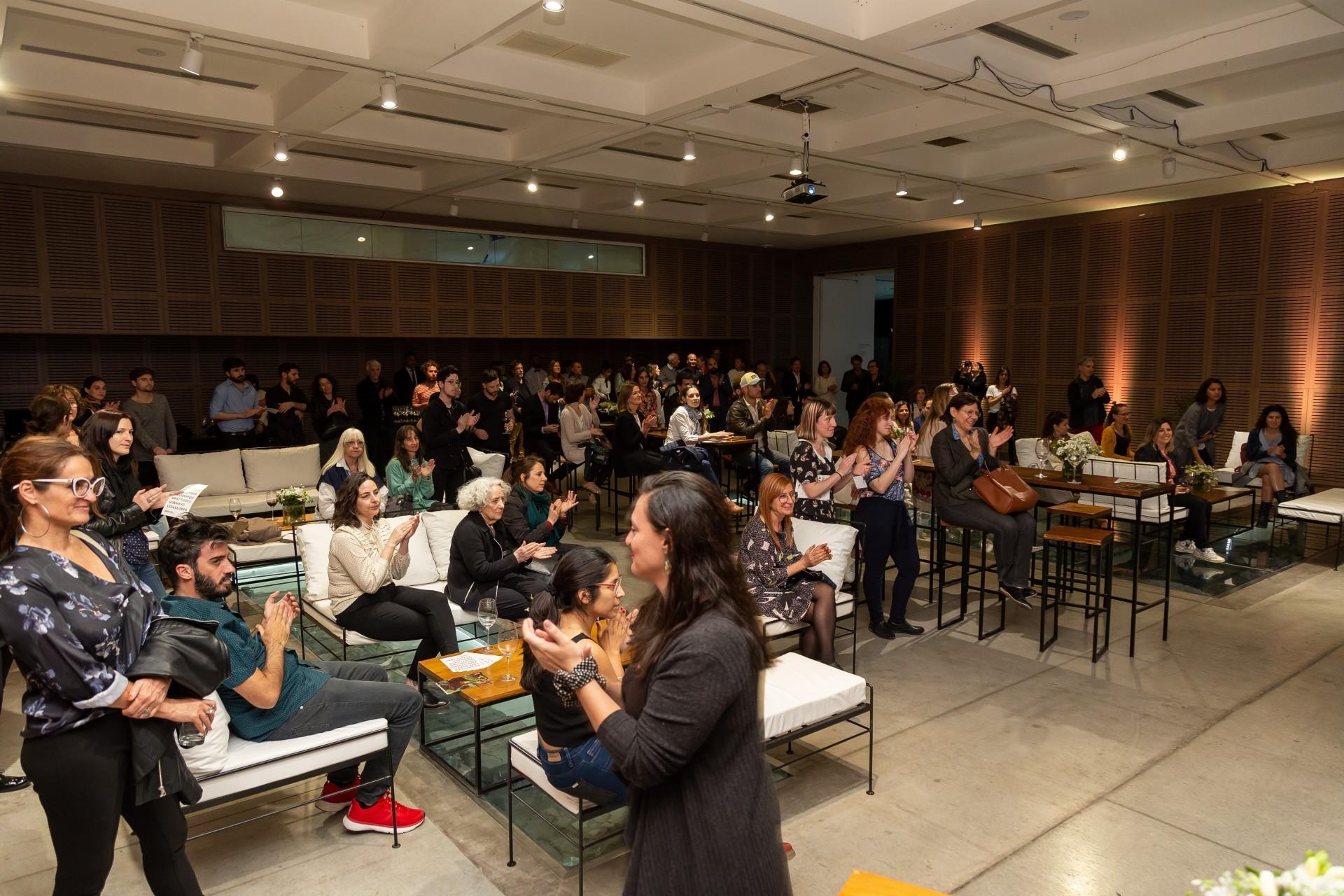 Presentación nueva identidad visual Museo de Arte Moderno de Buenos Aires.