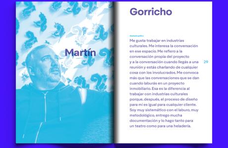 Presentación del libro Conversaciones sobre diseño y creatividad volumen 2.
