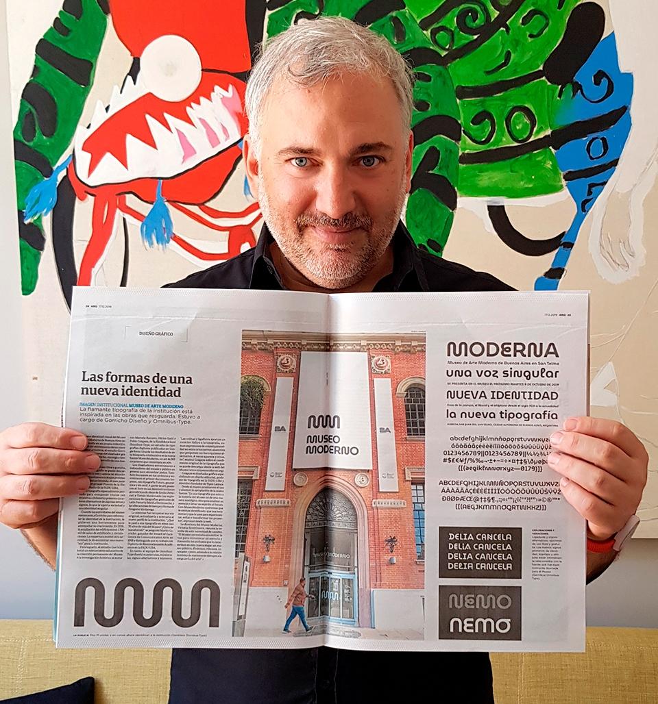 Gorricho Diseño en la revista ARQ