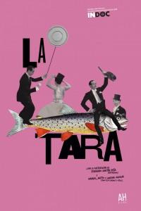 2018. Afiche para la película La tarala tara (defect), documental híbrido de Amparo Aguilar en desarrollo, con apoyo de INCAA e ICAA (España)