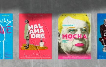 Diseño de afiches para ópera, cine, teatro y otros eventos culturales.