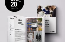Bienal Iberoamericana de Diseño de Madrid – Mención del jurado