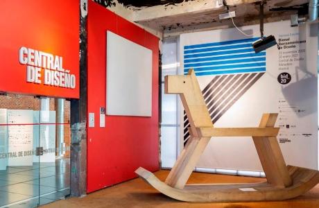 Exhibición de la BID 20 en Matadero Madrid