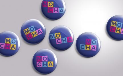 Rediseño identidad visual Asociación Civil Mocha Celis
