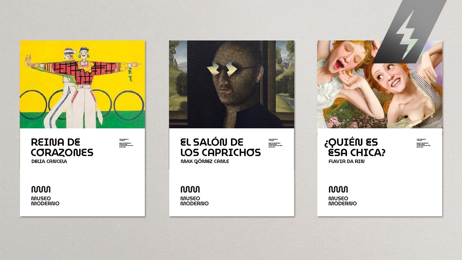 Premio Diseño Identidad Museo Moderno